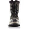 Sorel M's Caribou Black, Tusk (014)